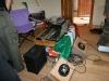 LBĪ palīdz grupai Uroborus. Foto - Baiba Kalniņa