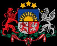 Latvijas ģērbonis