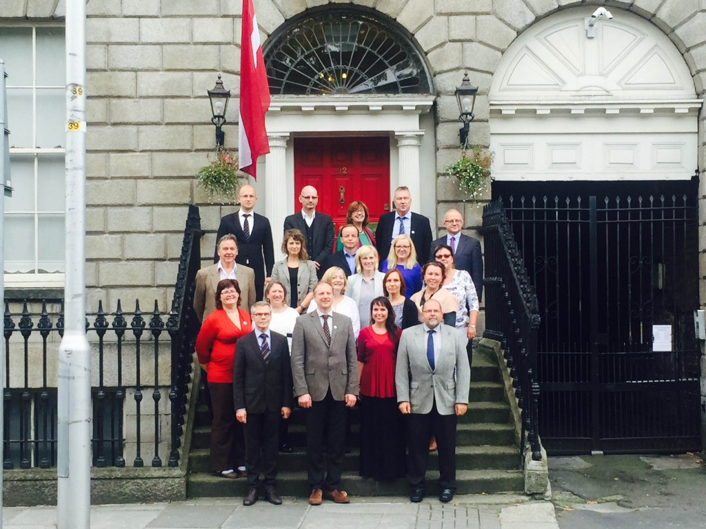 ELA sanāksme Dublinā