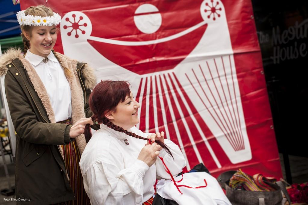 Latviešu kultūras svētki Īrijā