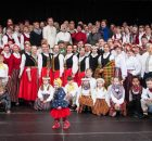 Reģionālie Kultūras svētki Eiropā Latvijas simtgadei Britu salās- Dublinā