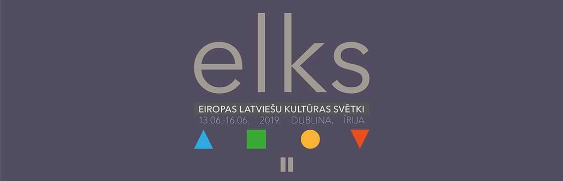 Eiropas latviešu kultūras svētki Īrijā - ELKS 2